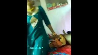 Desi devar bhabi in home