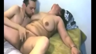 Indian mature milf passionate fuck with sweetheart