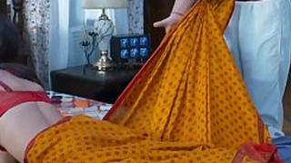 glum indian maid screwed wits her boss. mastram web series hot scene