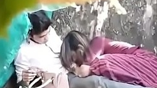 indian buckle fucking in park part 1