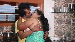 Desi Bengali Boudi Sex with husband's team up