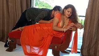 Sapna Bhabhi Sexy Fling