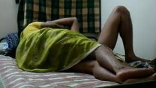 South indian husband having mating with maid