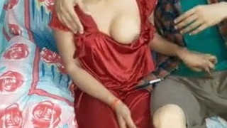 Desi video. Dewar vabi ka abiding fucking