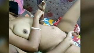 Sleeping bengali wife