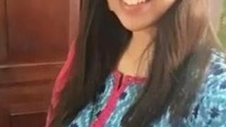 Beautiful Indian model