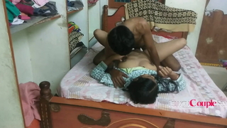 Hot Telugu Aunty Has Sex