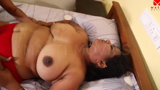 Grown up indian aunty, hot sex scandal part3