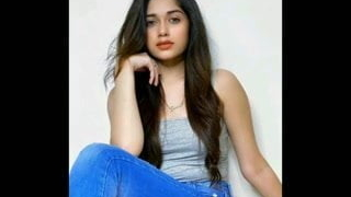 Jannat Zubair Tiktok celebrity X-rated in consequence whereof Full xxx in consequence whereof chudai.