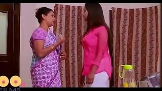 Bare-chested Bhabhi