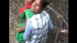 Indian Bhabhi ensnared while fucking with Dewar