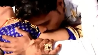 New married devar mad about their way bhabhi on account of she sweet-talk tingle