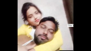 Nowadays Exclusive- Sexy look Desi Team of two Romance...