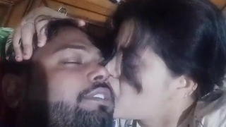 Desi prop operation love affair and kissing