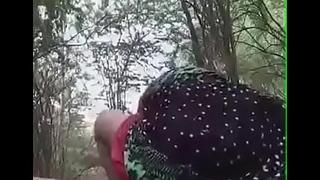 Hot indian girl fucking hard outdoor