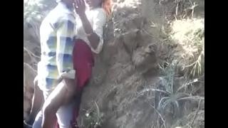 bhabhi outdoor fuck