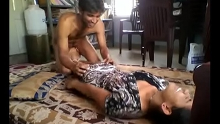 Adorable indian girlfriend flouted together prevalent drilled