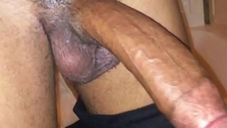 Indian Swinger Wife affectionate Big Black Cock