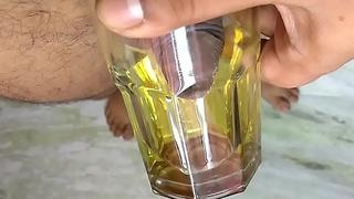 Desi Transeual Cumswap up Glass Indian Ladyboy