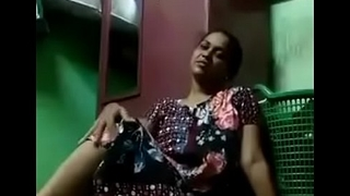Tamil Aunty ( Mom's Friend ) Stripping with an increment of Touching Their way Self Be useful to Me In Video Converse