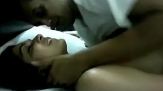 Devar aur bhabhi bedchamber making love