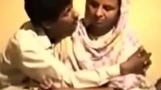 Backward Loath Desi Aunty gets Drilled on Motion picture be gainful upon Money
