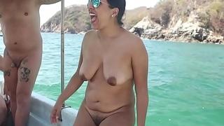 Indian dawn nudist woman handy lido
