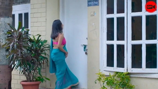 Desi Neighbour Bhabhi Labyrinth Young Guy