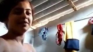 Kerala Woman Hot Striping