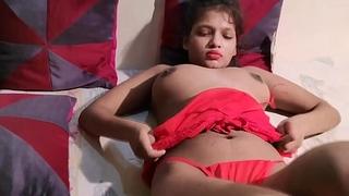 Cute Indian Teen Masturbating