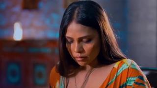Bhabhi Playing Give Deverji, Hindi language