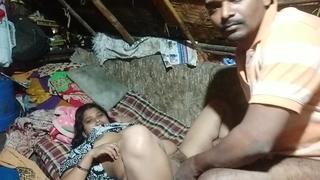 Telugu girl is showing her big ass