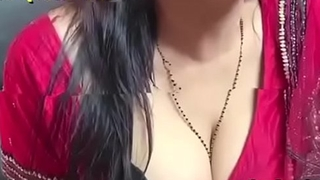 sex  bring to a close mistiness ratibhabi Rati Bhabhi talks vilifying and receives drilled in the sky cam
