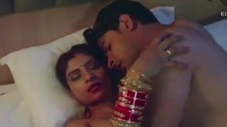 Romantic sex instalment from Indian movie