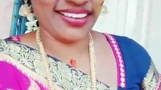 Trichy Tamil girl Sadhana, audio Ayudha Pooja