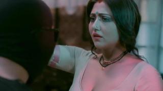 Indian Actress Mukherjee Displays Boobs