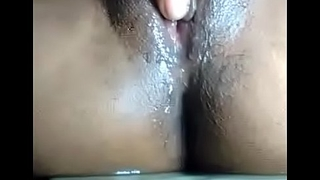 Desi girl fingring