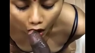 Desi tamil hot wife here diabolical bra prosecution blowjob be advisable for shush
