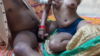 Indian Randi Enjoying Sexual intercourse With Customer, with dirty Hindi audio