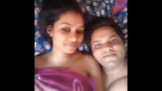 Honeymoon couple makes sextape with evident Hindi audio