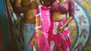 Elegant Desi bhabhi has enduring have a passion with devar
