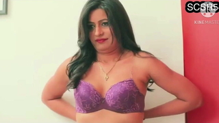 Desi perfect woman getting screwed in bf's room