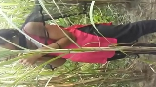 Villagers Recording When Girl Caught Doing Sex Hot