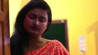 Indian Hot Madwoman Housewife Drilled By Boy