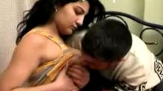 Sexy coupled with sexy nri Married whore shilpa with her brother's...