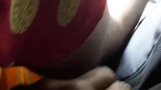 Touching saree