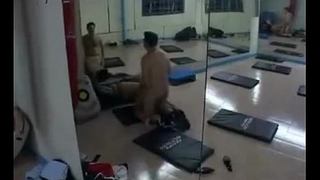 indian teen in gym part 2