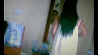 indian girl blocked adjacent livecam enervating say no to untried strip g-string n big boobs