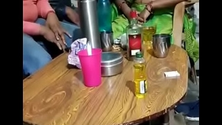Indian group enjoyment