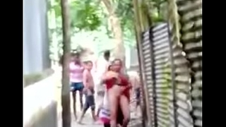Family fight Bangladesh